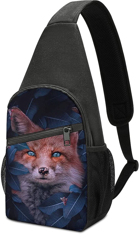 Animal Sling Bag Adjustable Low price Super intense SALE Strap Shoulder Chest Outdoor Daypac