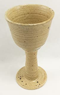 clay chalice pottery
