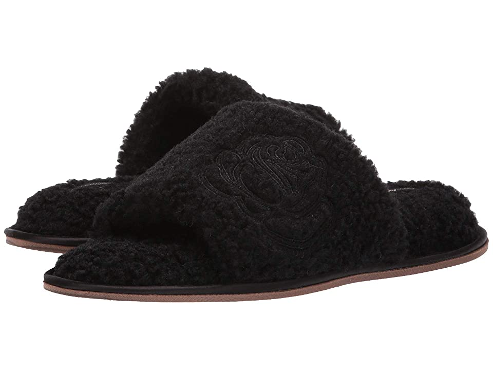 Taryn Rose Hailie (Black Shearling) Women