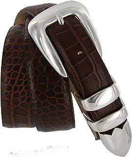 5525 Men's Italian Leather Designer Inspired Casual Dress Golf Belt