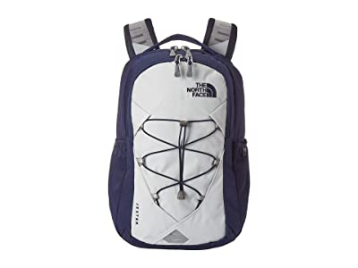 The North Face Jester Backpack (Tin Grey/Montague Blue) Backpack Bags