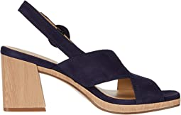 French Navy Suede
