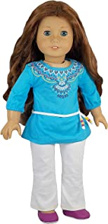American Girl Saige - Saige's Tunic Outfit for Dolls - American Girl of 2013 by American Girl