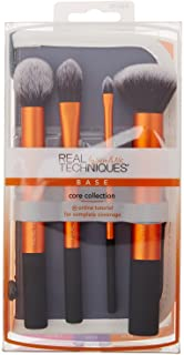 Sam Nic Picks Real Techniques Makeup Brushes Core Collection Starter Kit by Real Techniques