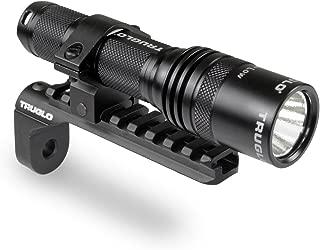 TRUGLO LED Bow Light with Picatinny Rail Mount, Black/Green