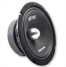 "$27 » Sponsored Ad - Genius Audio GPRO-M1065B 6.5"" 300 Watts Max 150 Watts RMS Pro Audio Midrange Speakers Aluminium Bullet Car ..."