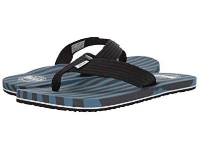 Reef Original Stripes (Blue/Black) Men