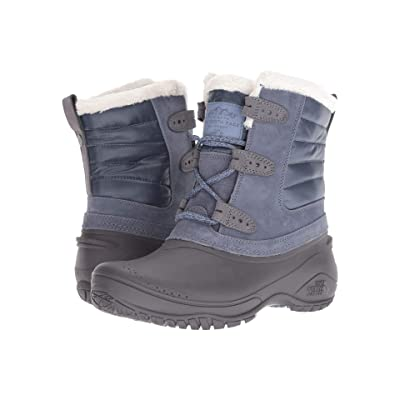 The North Face Shellista II Shorty (Grisaille Grey/Weathered Black) Women