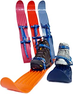 short wide cross country skis