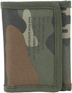 TeeMoods Green Canvas Unisex Wallet (TM-1705GREENNew)