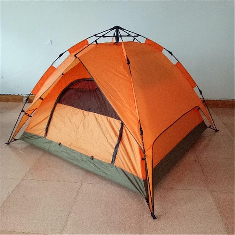 HONEYY Von der Montage Einer vollautomatischen Zelte Vier Paare Camping Zelt Camping Outdoor Beach 210  210  135 Zelte (cm) B074Y8S4ZR  Zu einem niedrigeren Preis