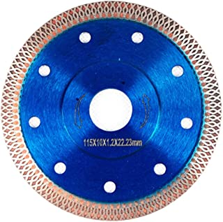 GoYonder 4.5 Inch Super Thin Diamond Saw Blade for Cutting Porcelain Tiles,Granite Marble Ceramics (4.5