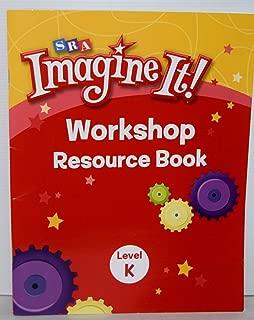 Sra, Imagine It!, Workshop Resource Book, Level K