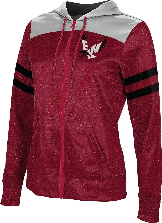 ProSphere Eastern Washington University Girls' Zipper Hoodie, School Spirit Sweatshirt (Gameday)