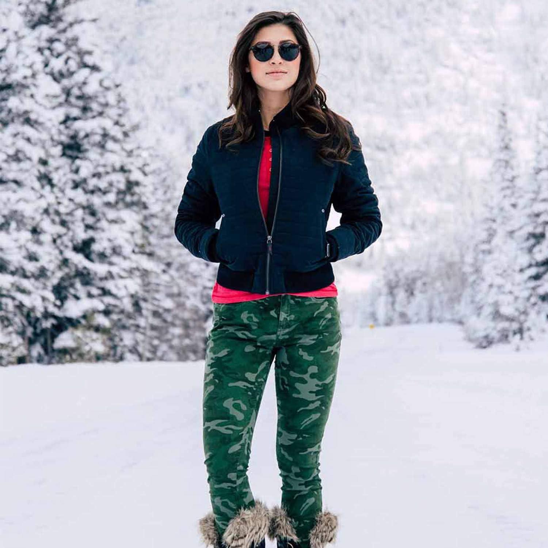 Mountain Khakis Charlie Pantalon pour Femme Coupe Classique Malbec