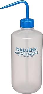 Nalgene 2405-0500 Wash Bottle, Autoclavable, Polypropylene (PP), 500mL (Pack of 6)