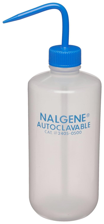 Nalgene 2405-0500 Brand Dallas Mall new Wash Bottle PP Autoclavable Polypropylene
