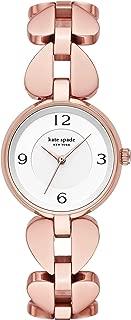 Kate Spade New York Women's Quartz Wrist Watch analog Display and Stainless Steel Strap, KSW1527