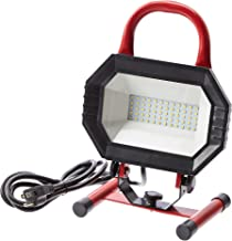 AmazonCommercial 2000LM LED Work Light 120V 30W 4000K Cool White 50,000H UL