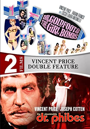 Dr. Goldfoot and the Girl Bombs / The Abominable Dr. Phibes