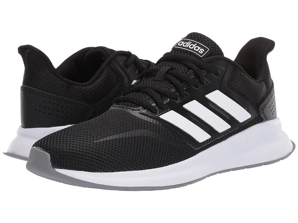 adidas Falcon (Core Black/Footwear White/Grey Three F17) Women