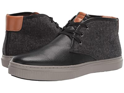J&M EST. 1850 Toliver Chukka (Black) Men