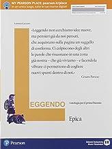 Scaricare Libri Leggendo. Antologia italiana. Epica. Per le Scuole superiori. Con e-book. Con espansione online PDF