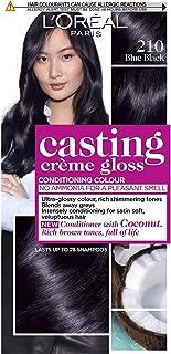 L'Oreal Paris Casting Creme Gloss 210 Ashy Black