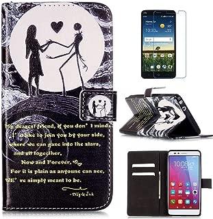Huawei Ascend XT2 Case, H1711 Case, Huawei Elate 4G LTE Case, Mellonlu Premium PU Leather..