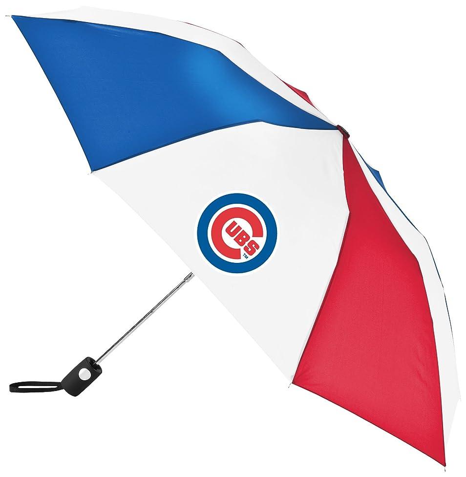 MLB Chicago Cubs Automatic Folding Umbrella