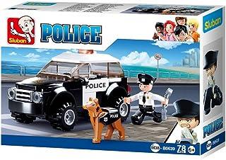 لعبة سيارة الشرطة من سلوبان