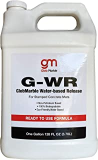 water based concrete release agent