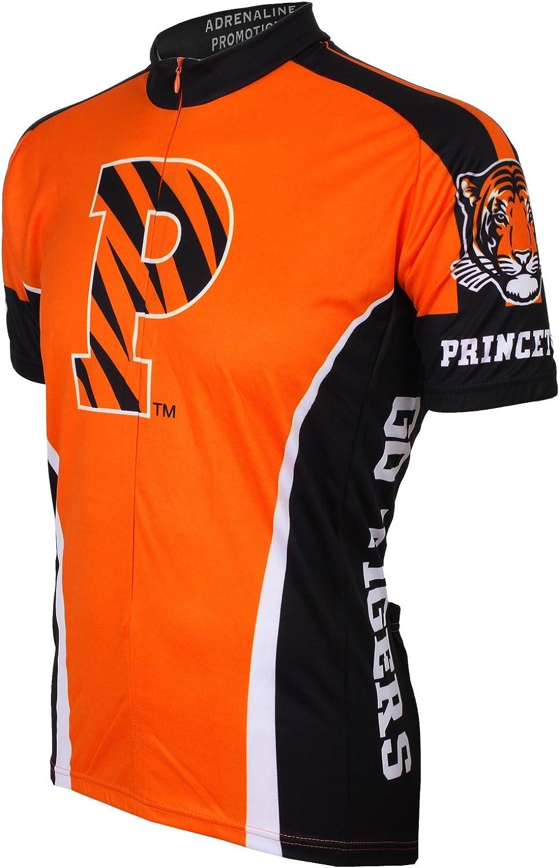 NCAA Men/'s Adrénaline Promotions Princeton Maillot de cyclisme
