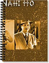Spiral Notebook Indian Villain Composition Notebooks Journal With Premium Thick Hand Writing Paper Paper