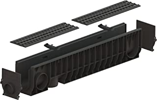 Standartpark - 4 inch trench drain plastic grate package 8