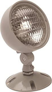 NICOR Lighting Weather Proof Emergency Remote Light Head Fixture (RHWP1)