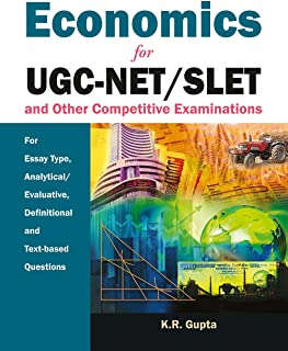 Economics: For UGC-NET/SLET and other Competitive Examinatio