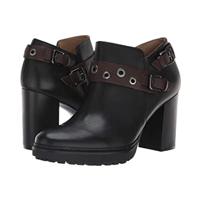 Naturalizer Cassia (Black Leather) Women