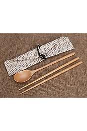 5 paires de baguettes en bois Baguettes Japonaises Nature Ensemble de RX en bois /écologique