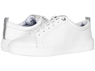 Cougar Bloom Waterproof (White Napoli Leather) Women