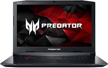 Acer Predator Helios 300 Gaming Laptop, Intel Core i7, GeForce GTX 1060, 17.3
