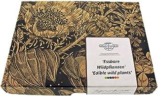 Magic Garden Seeds Hortalizas Silvestres - Semillas-Set de Regalo con 5 Plantas y Hierbas Silvestres comestibles