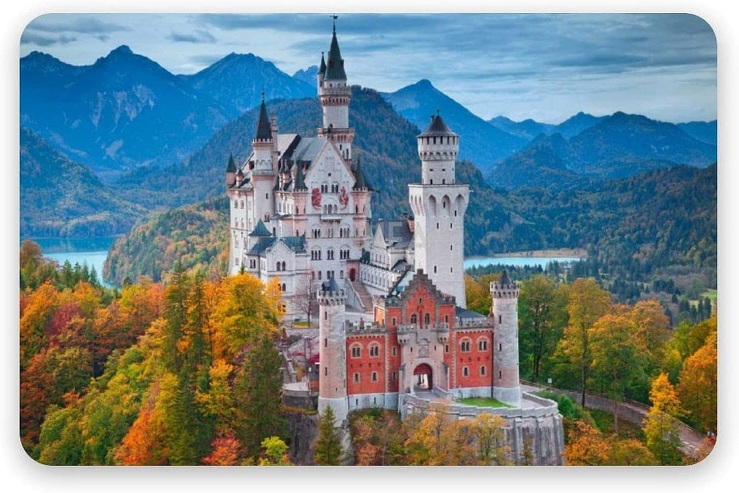 VinMea Diatomaceous Earth Bath Mat The of Max 74% OFF Free shipping on posting reviews Castle N South Germany