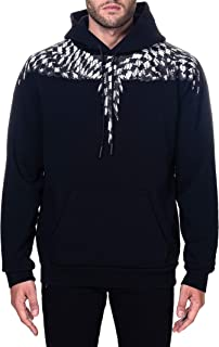 MARCELO BURLON Cross Wings Felpa con cappuccio