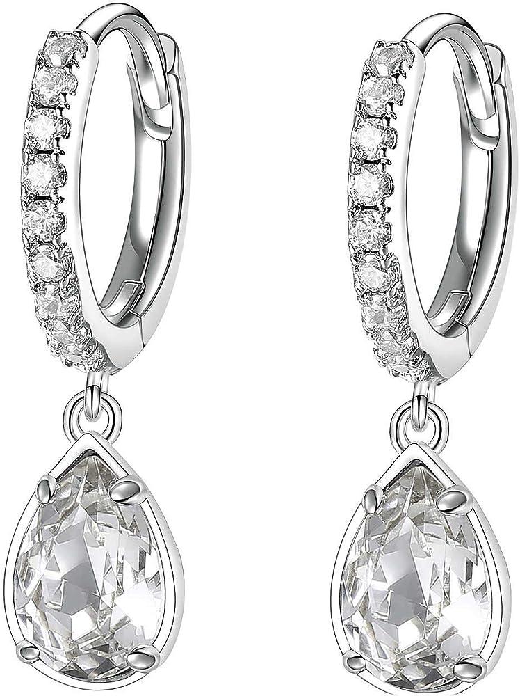 Brosway affinity orecchini per donna in ottone rodiato e zirconi BFF133 2