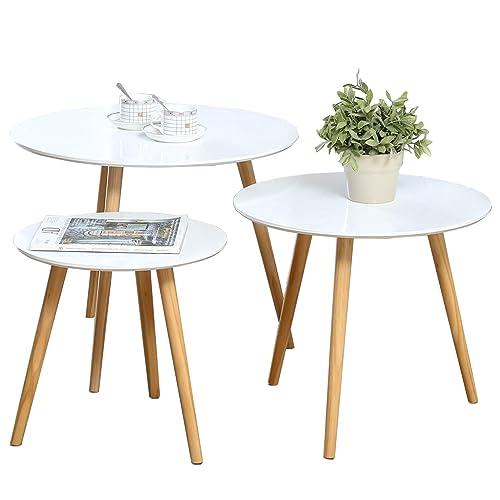 huge discount a84e4 45ed3 Circle Side Table: Amazon.com