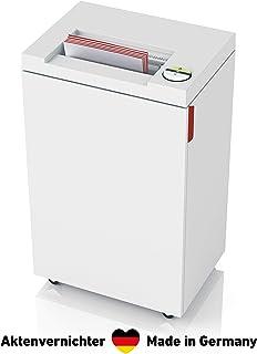 ideal. 2465 Continuous Operation Strip Cut Deskside Paper/CD/DVD Shredder, 19-22 sheet, 9 Gal. Bin, 3/4 HP Motor, P-2 Security Level