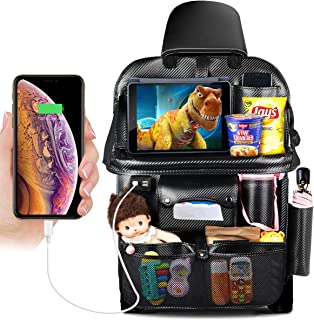 Best backseat organizer with tray Reviews