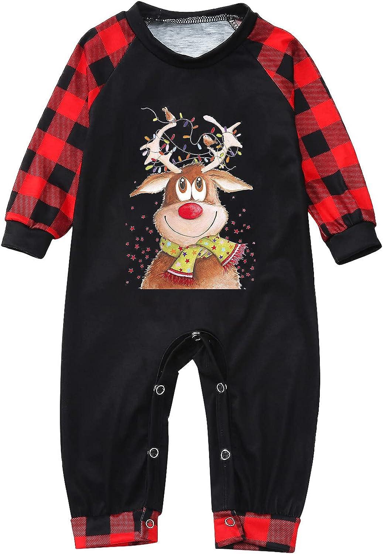 Family Pajamas Christmas Product Matching In stock Sets Cotton Holiday Pj Organic