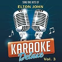 Runaway Train (Originally Performed By Elton John) [Karaoke Version]